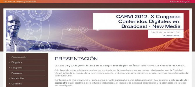 Congreso Carvi Vitoria
